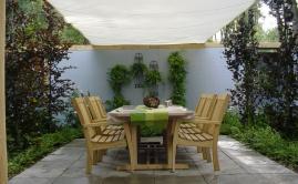Beurs bloem en tuin, Gelfort meubels Robinia