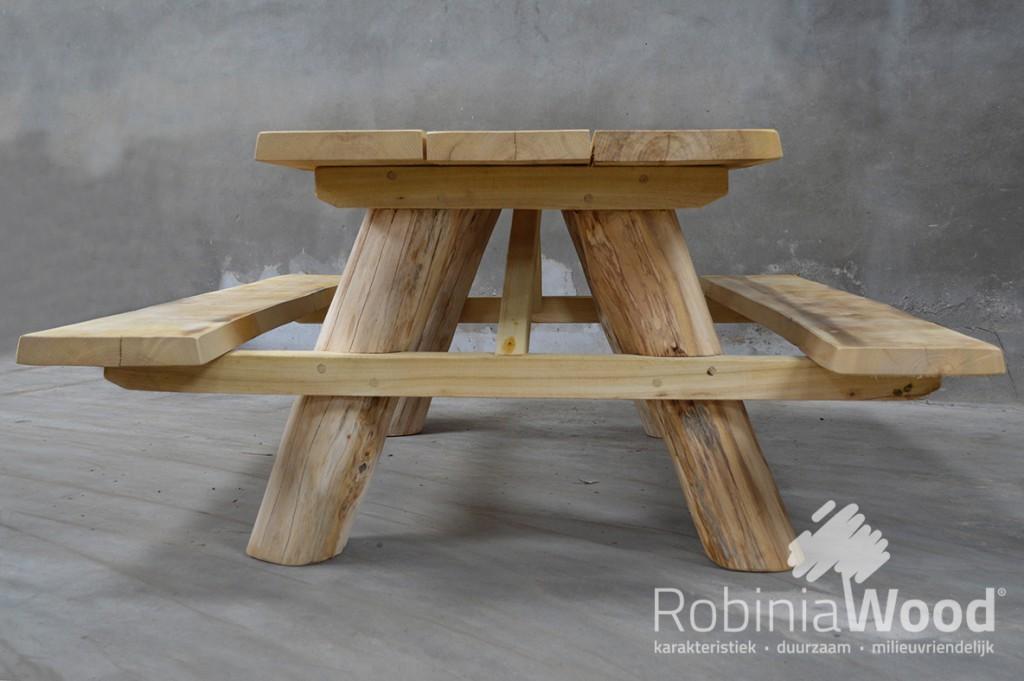4_RW Picknick tafel TREE NW_KL