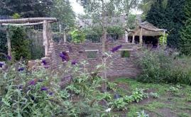 Janssen Beek en Donk tuin met Robinia pergola (16)